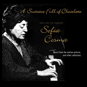 Sofia Cosma CD cover with link to buy on amazon